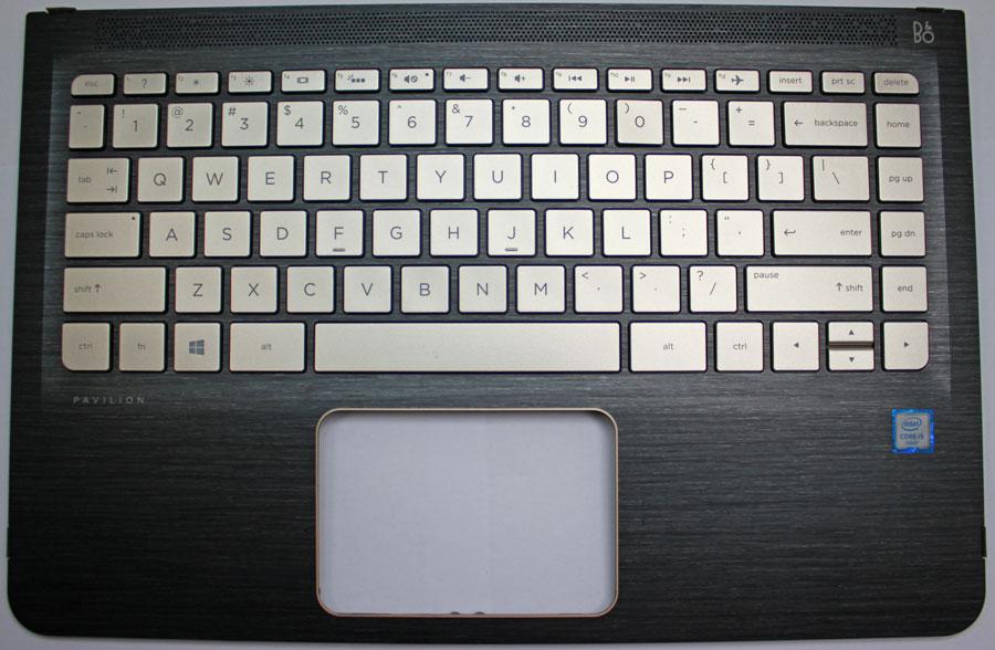 HP Pavilion X360 M3-U Keyboard (Glossy) | Replacement Part