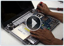 Laptop Disassembly