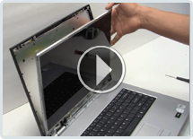 Laptop LCD Repair Videos